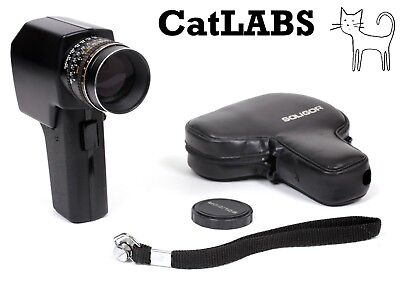 Soligor Digital Spot Light Meter II / Sensor + case + cap + strap