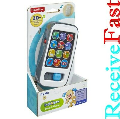 Fisher Price Laugh /& Learn Smart Phone Mobile Phone Baby/'s First 1st Smart Phone