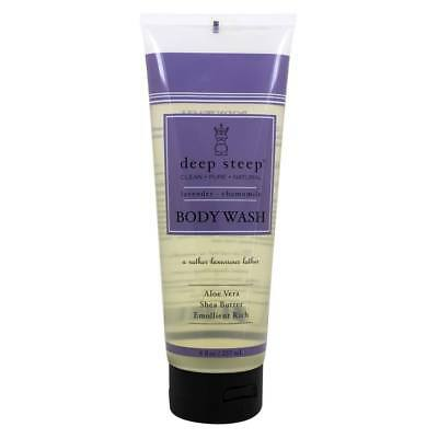 Deep Steep - Body Wash Lavender Chamomile - 8 fl. oz.
