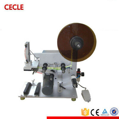 Semi-Automatic Labeling Machine For Labeling Flat MT-60