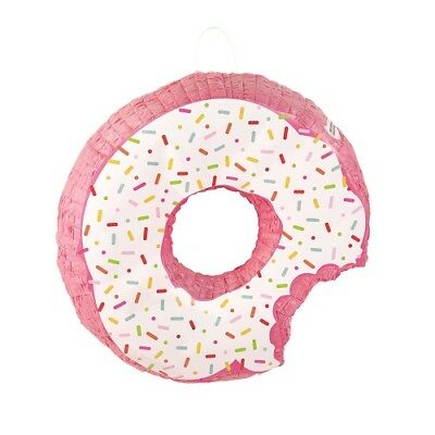 Pink Doughnut Donut Sprinkles Cake Party Pinata | Game | Decoration