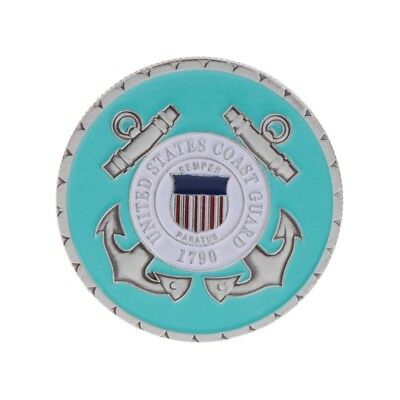 Alloy American Coast Guard Army Commemorative Coin Collection Art Gifts Souvenir