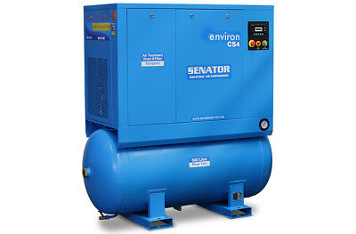 Senator CS4 4KW 4 in 1 air station rotary screw compressor