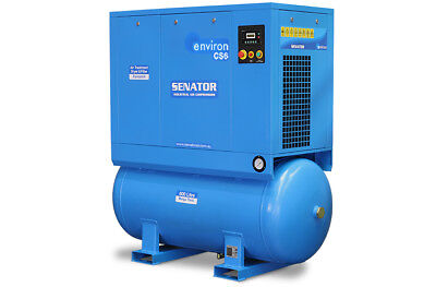 Senator CS6 5.5KW 4 in 1 air station rotary screw compressor