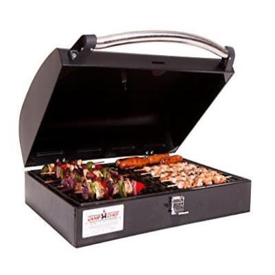 Camp Chef Professional Barbecue Grill Box For 3 Burner Stove Easy To Assemble Ne