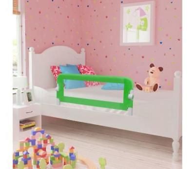 Green Toddler Safety Bed Rail Baby Infant Kid Child Protection Bedrail Guard New