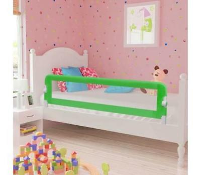 Green Toddler Safety Bed Rail Baby Infant Child Protection Bedrail Guard 150 Cm
