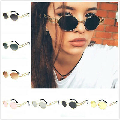 Slim 90s 80s Tinted sunglasses celebrity retro vintage glasses Unisex hipster UK