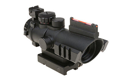 AAOK105 Dot Sight Red/Green Laser Dot Rifle Scop Zielhilfe Militär  Airsoft