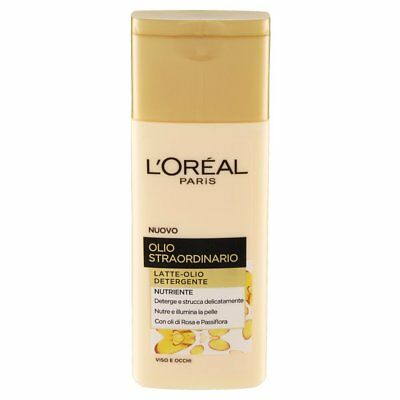 New Loreal Extraordinary Oil Facial Skin Toner 200Ml ** Free Postage**