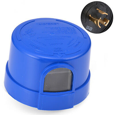 LED Dusk To Dawn Outdoor Swivel Cell Light Control Photocell Sensor 120-277V