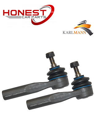 For PEUGEOT BIPPER 2008-2013 FRONT OUTER STEERING TRACK TIE ROD ENDS L/R X2