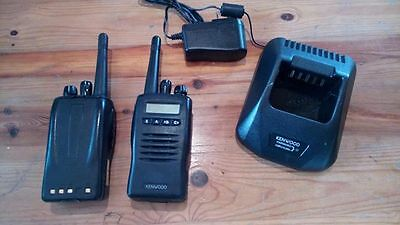 Kenwood TK-3140 UHF Set