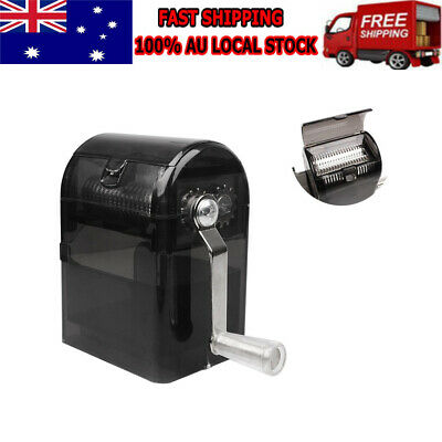 Herb Grinder Tobacco Cutter Hand Muller Shredder with Tobacco Storage Case