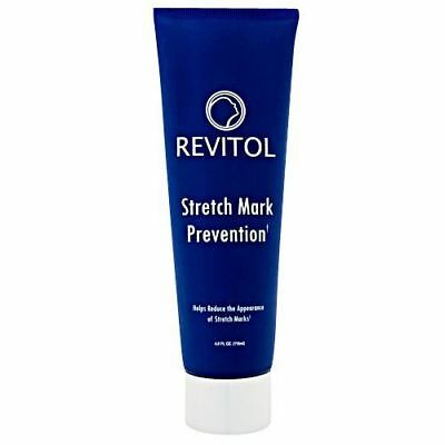 Revitol Stretch Mark Reducer with Pure Squalene Oil, 4 oz