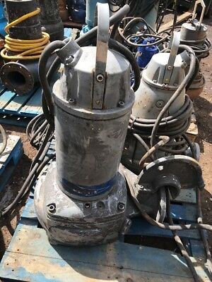 Flygt 3171.091 22 Kw Electric Submersible Pump