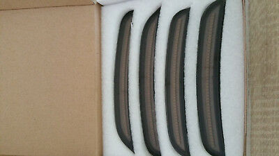 2015 Dodge Charger Oracle Concept LED Sidemarkers Tinted Set of 4