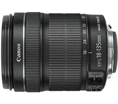 Canon EF-S 18-135mm f/3.5-5.6 IS STM UK STOCK