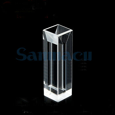 700ul 2mm Micro JGS1 Quartz Fluorescence Cuvette Acid and alkali resistant