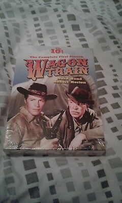 Wagon Train: Season 1 THE COMPLETE FIRST SEASON DVD 011301663054