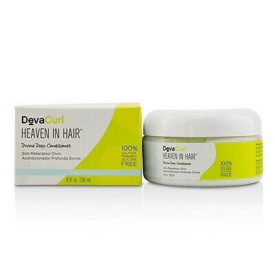 DevaCurl Heaven In Hair (Divine Deep Conditioner - For All Curl Types) 236ml