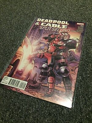 Deadpool & Cable Split Second Vol.2