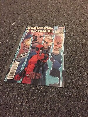 Deadpool & Cable Split Second Vol.3