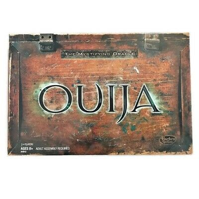 Ouija Classic Board Game Spirits Ghosts Planchette Mystery Hasbro New Sealed box