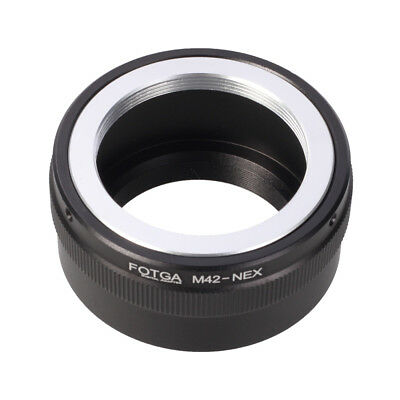 M42 Lens to Sony E Mount Camera Adapter for A7III A9 A72 A6500 A5000 NEX7 NEX6