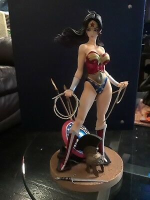 DC Comics Bishoujo Wonder Woman 1/7 PVC Figure Statue by Kotobukiya