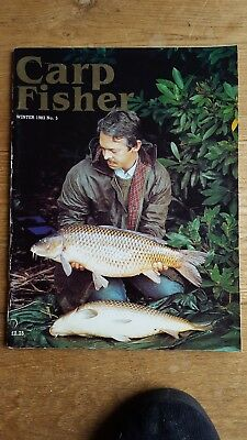 carpfisher magazine number 5 winter 1983