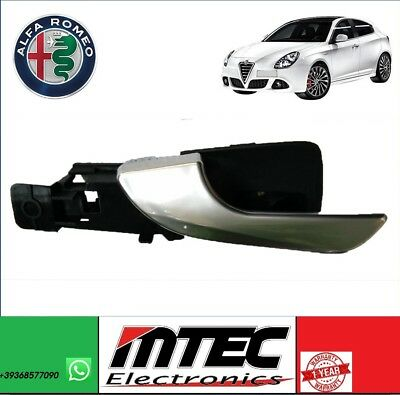 Handle Opening Left Door Front Driver's Side Giulietta