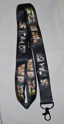 Disney lanyard STAR WARS Logo for pin trading or key chain NEW