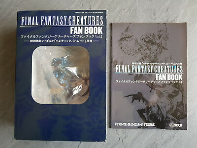 Dark  Bahamut  (final  fantasy  creatures  fanbook  vol. 1 )