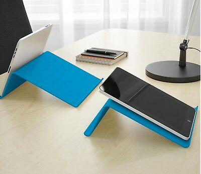 New IKEA ISERGET: Tablet Stand, Ipad Support, 2 Positions, Table Desk Bed Office