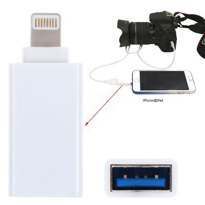 8 Pin Male to USB 3.1 Female OTG Adapter for iPhone 5S/6/6S/7/7Plus