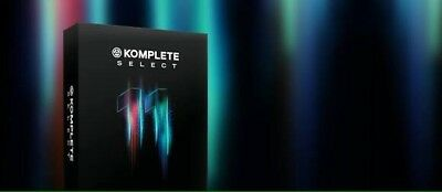 Native Instruments Komplete 11 Select Software DAW