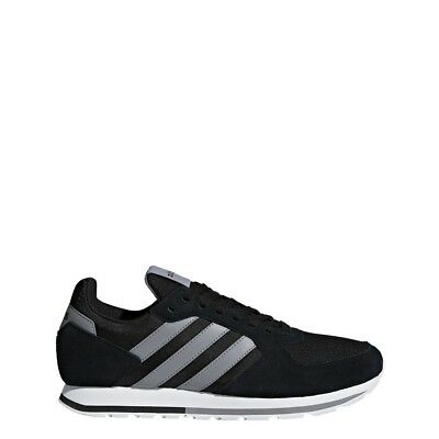 ... canada nero 46 2 3 eu adidas 8k sneaker uomo core black grey three  footwear 3dg 6e923a4662f12