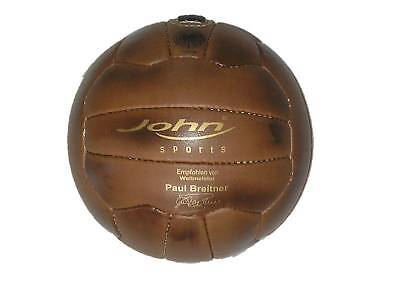 Fussball Retro Paul Breitner Grosse 5 Ball Leder Synthetik