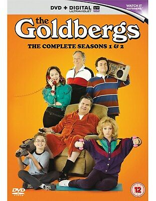 The Goldbergs: The Complete Seasons 1 & 2 (Box Set with Digital Download)