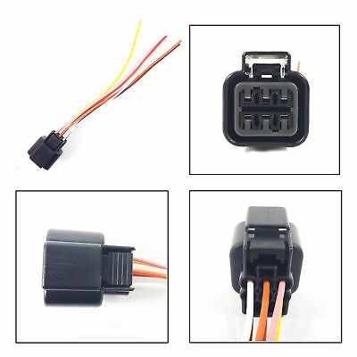 Fine Hyundai Headlight Plug Extension Wiring Harness Loom 6 Pin Female Wiring 101 Capemaxxcnl