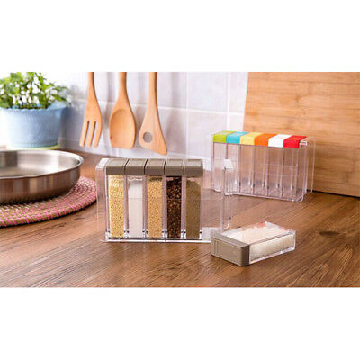 Pratical Kitchen Supplies Seasoning Spice Cans Bottles Sets Jars Boxes Container