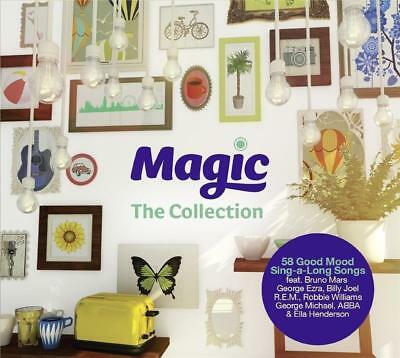 MAGIC THE COLLECTION - V/A 3CDs (NEW/SEALED)Feat Bruno Mars George Ezra ABBA REM