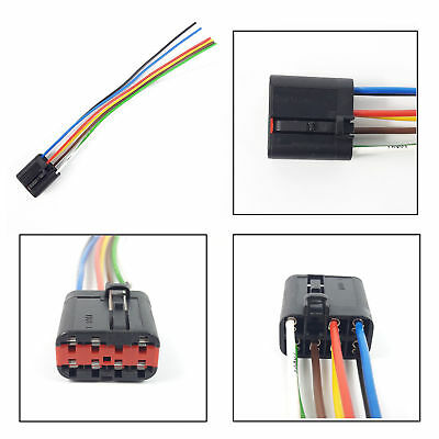 ford extension wiring plug harness loom 2 pin connector £15 99 ford window switch plug extension wiring harness loom 7 pin connector