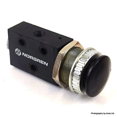 Push Button Valve PS/666/1/N Norgren PS6661N *New*