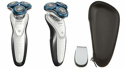 Philips Shaver Wet & Dry Electric Shaver, Series 7000 (S7710/15) White/Grey