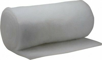 "Made in USA 15' Long x 30"" Wide x 1"" Deep Media Roll Polyester"