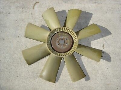 Detroit Diesel Series 60  Engine Fan