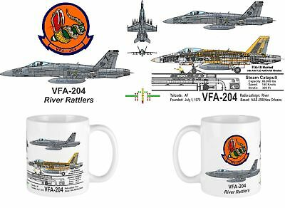 VFA-87 Golden Warriors F/A-18C Legacy Hornet Mug