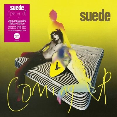 Suede - Coming Up Deluxe Edition (180 Gr.2LP Black Vinyl)